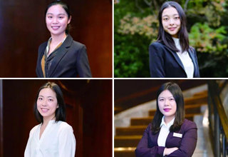 Chinese Women Rhodes Scholars Vow to Create Better Future